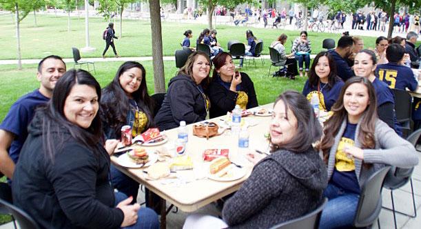 UC Merced Staff