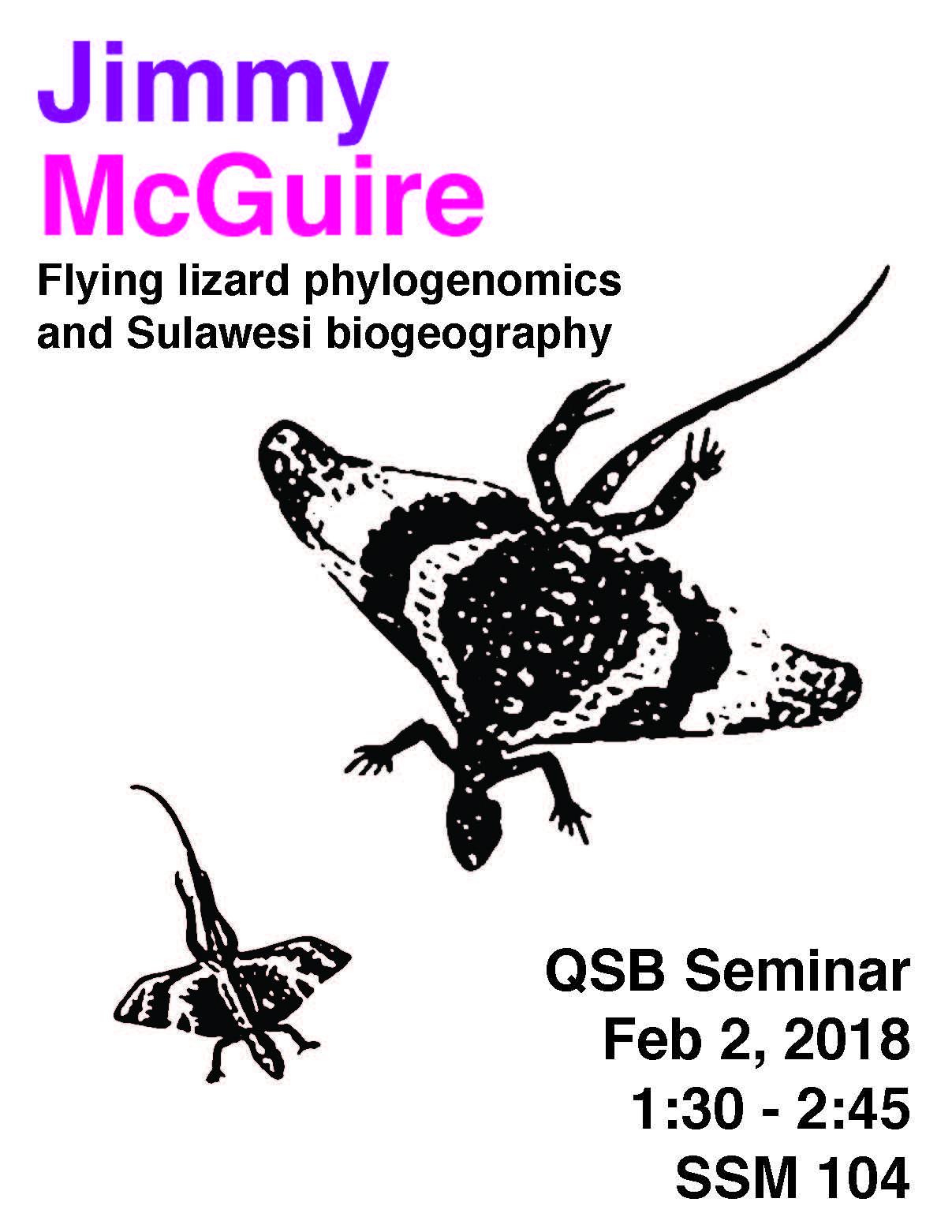 QSB Seminar Series (2/2/18)