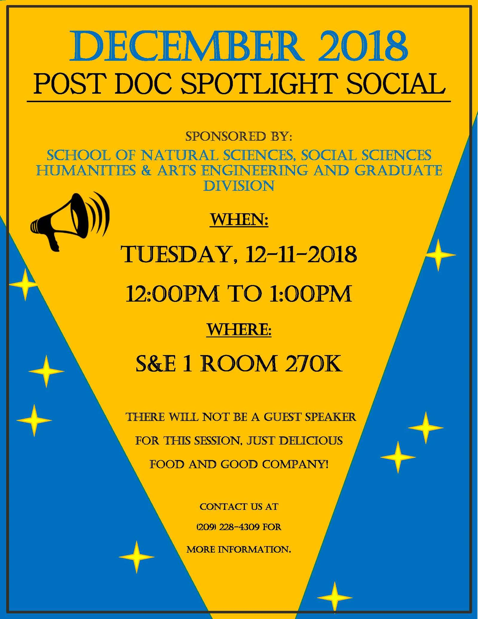 Post Doc Social