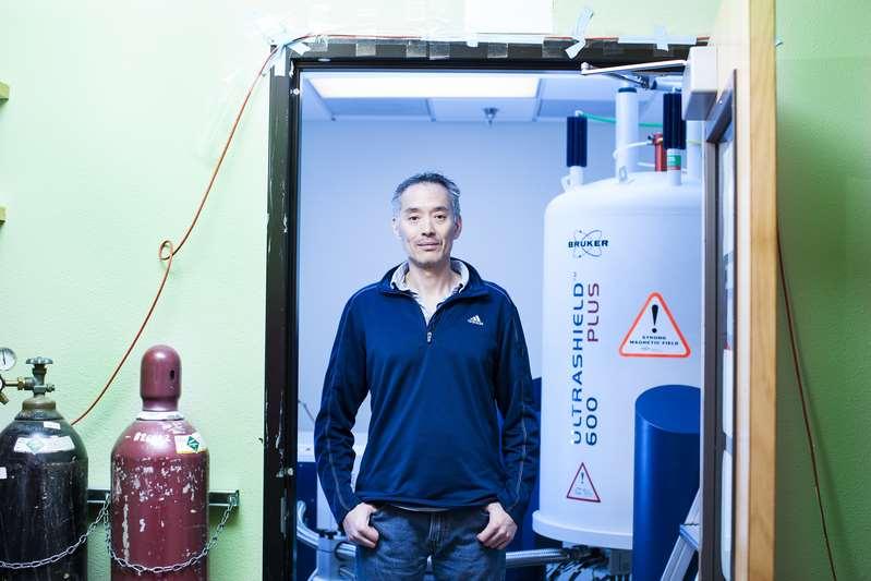 Professor Andy LiWang