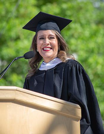 CNN political commentator Maria Cardona