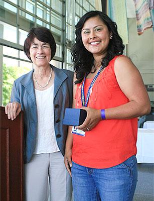 Staff at UC Merced