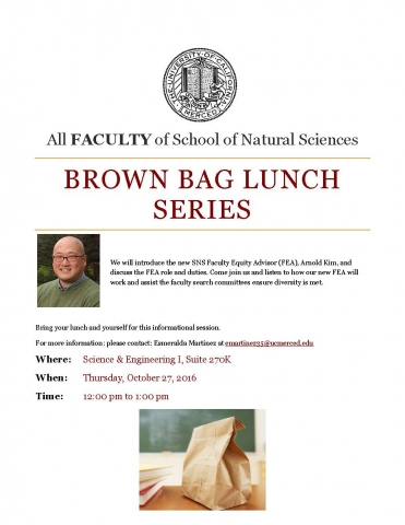 Brown Bag Lunch Series: Faculty Equity Advisor