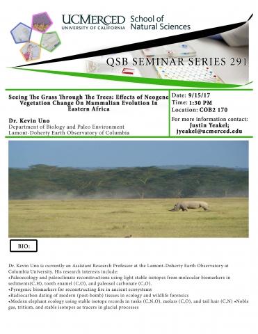 QSB Seminar Series 291 (9/15/17)
