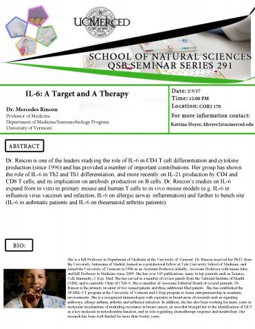 QSB Seminar Series 291 (2/3/17)