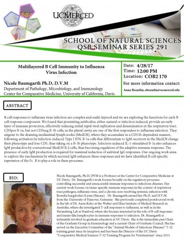 QSB Seminar Series 291 (4/28/17)