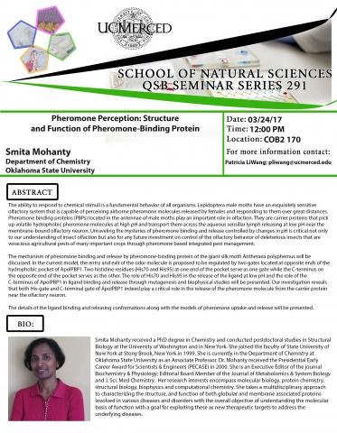 QSB Seminar Series 291 (3/24/17)
